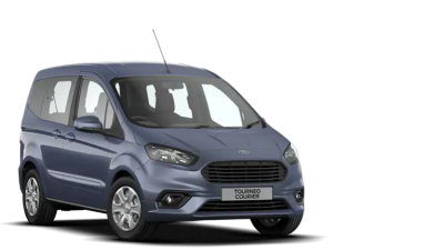 New Tourneo Courier Zetec 1.5L EcoBlue 100PS Manual Motability Offer