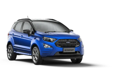 EcoSport ST-Line 1.0L EcoBoost 125PS Manual Motability Offer