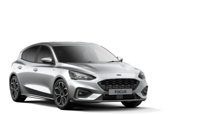 All-New Ford Focus ST-Line 1.0L EcoBoost 125PS Manual Motability Offer