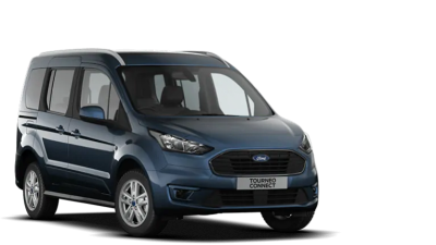 Tourneo Connect Titanium 1.5L EcoBlue 120PS Manual Motability Offer