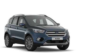 Kuga Titanium Edition 1.5L EcoBoost 150PS FWD Manual Motability Offer