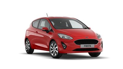Fiesta Titanium 1.0L EcoBoost 100PS Automatic Motability Offer