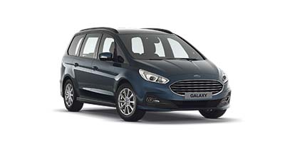 Ford galaxy - Available in Chrome Blue