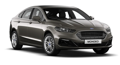 Ford Mondeo Hybrid - Available In Diffused Silver